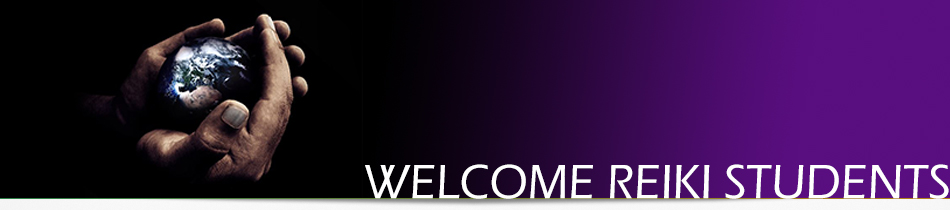 Welcome-Reiki